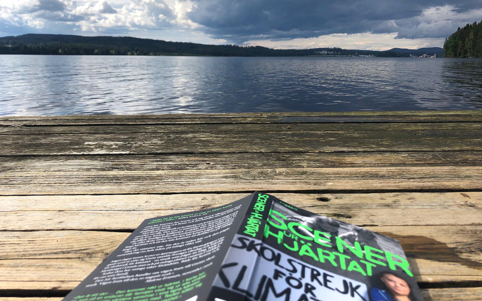 Klimatsmarta boktips för sommarläsning