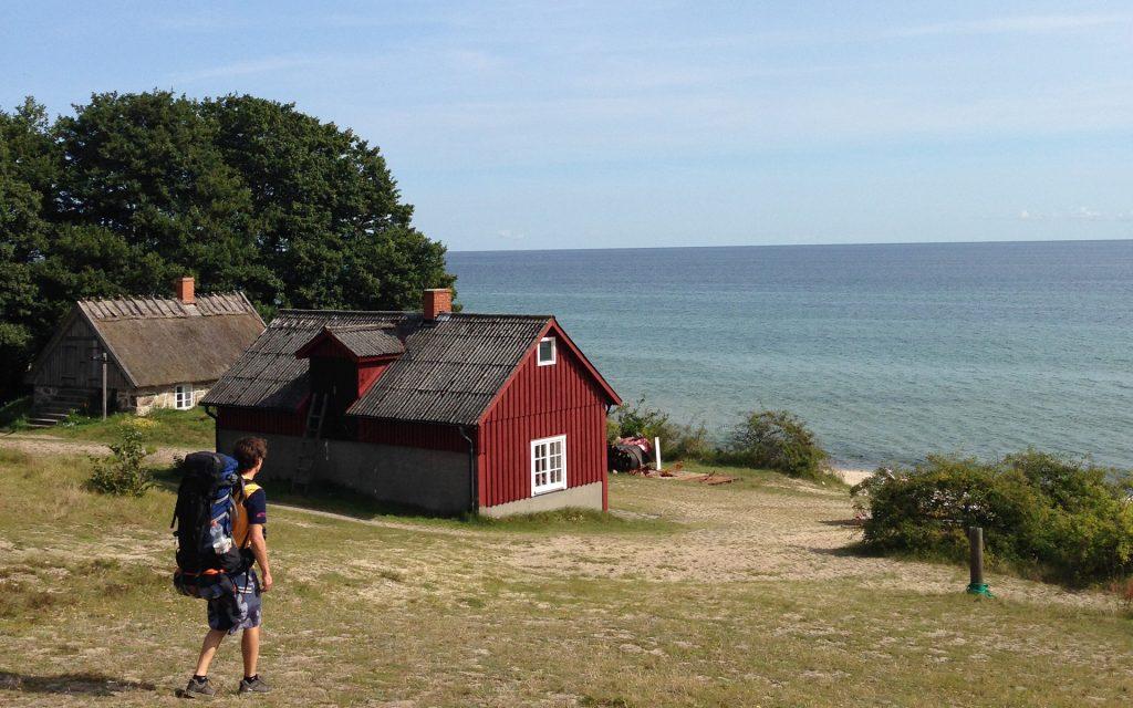 Stenshuvud, Skåneleden